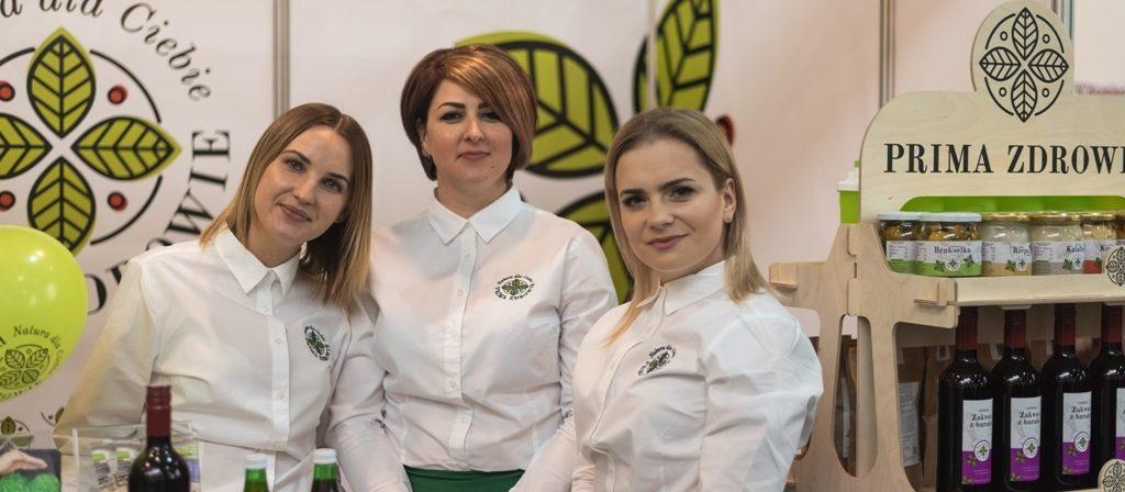 Konińskie Targi przedsiębiorczości - wyróżnienie dla Naszych Marek!