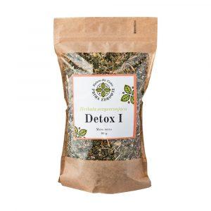 herbatka ziołowa oczyszczająca detox