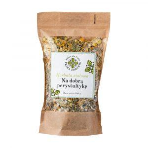 herbatka ziołowa na dobrą perystaltykę