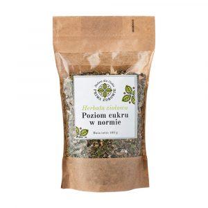 herbatka ziołowa poziom cukru w normie