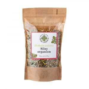 herbata ziołowa silny organizm