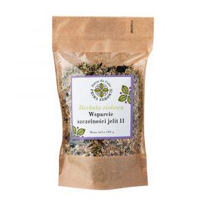herbatka ziołowa wsparcie szczelności jelit