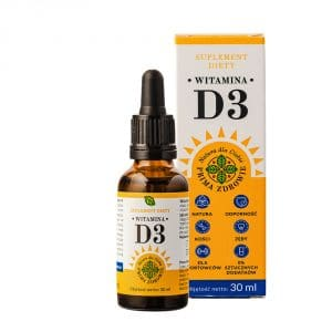 witamina d3 30ml