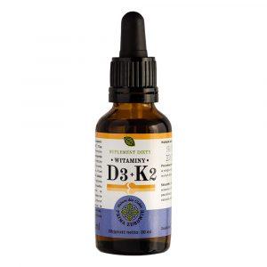 witaminy d3 i k2