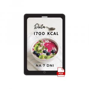 dieta 1700 kcal